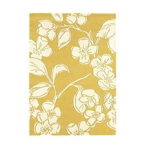 Koberec Devore Yellow 120x170 cm