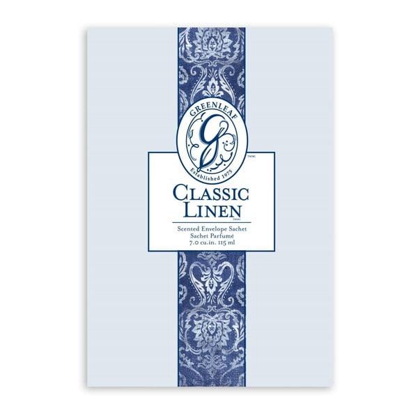 Sáček s vůní Greenleaf Classic Linen S