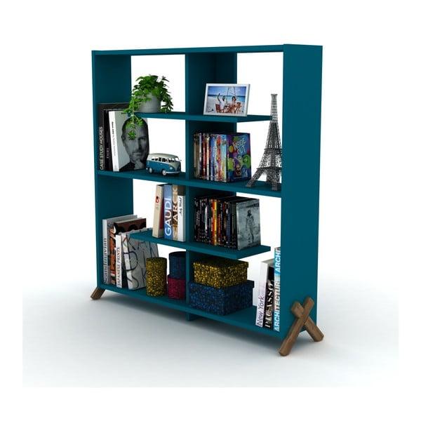 Modrá knihovna Rafevi Kipp