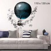 Samolepka Aerostatic Balloon, 130x110 cm