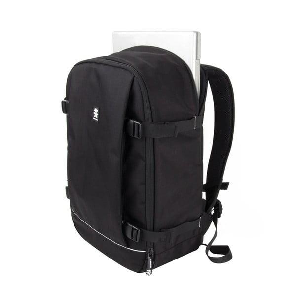 Dvoukomorový foto batoh Proper Roady, černý