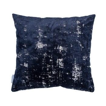 Pernă Zuiver Sarona Vintage, 45 x 45 cm, albastru închis imagine