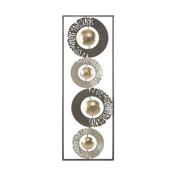 Decorațiune metalică pentru perete Mauro Ferretti Ring, 31x89,5cm imagine
