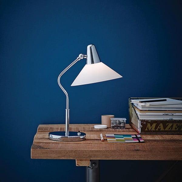 Stolní lampa Martello White