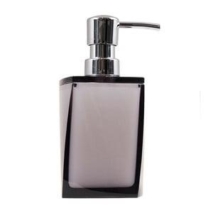 Dávkovač na mýdlo Transparent Dark Grey