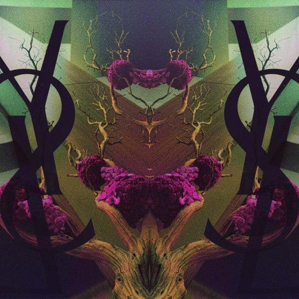 Obraz Tree of Life, 91x91 cm
