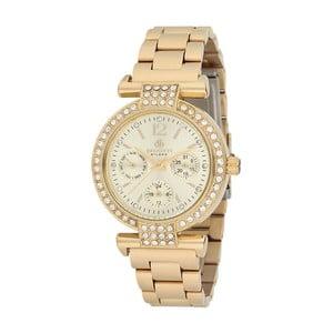 Dámské hodinky zlaté barvy z nerezové oceli Bigotti Milano Crystals