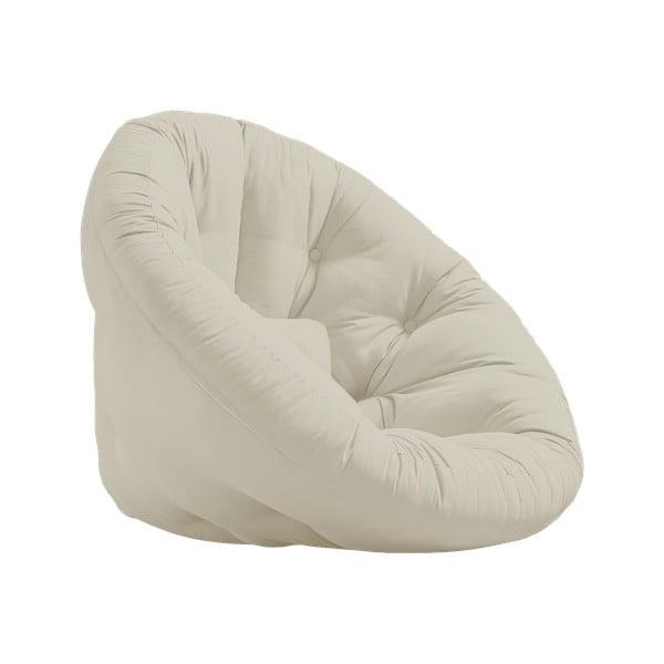 Nido Beige kinyitható fotel - Karup Design