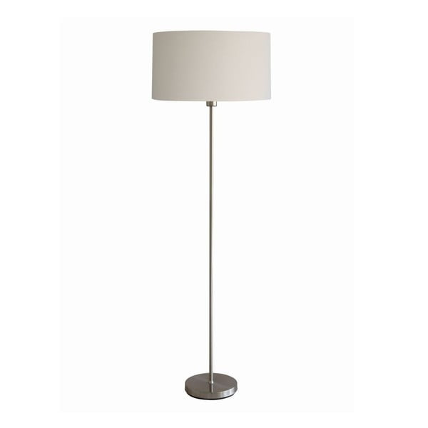 Stojací lampa Efficient Satin/White