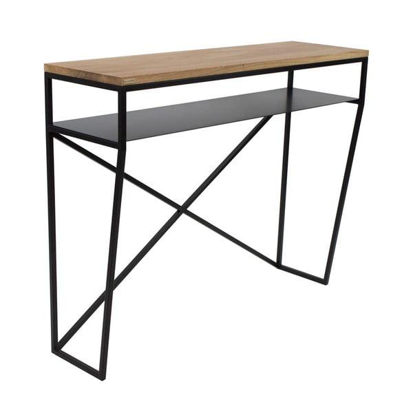 Konzolový stolek Emerald Black