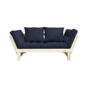Canapea extensibilă Karup Design Beat Natural/Navy de la Karup Design