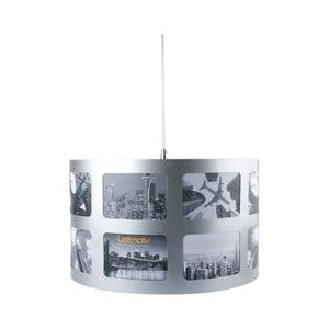 Závěsná lampa Friends Around, silver