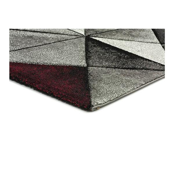 Šedý koberec Universal Optik, 160x230cm