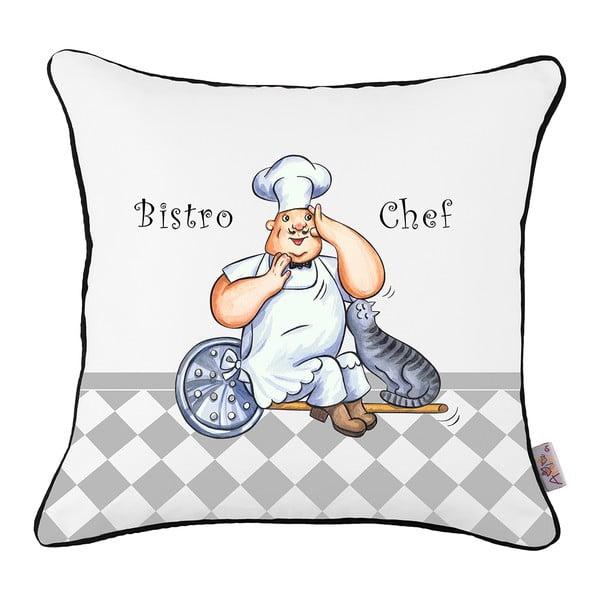 Povlak na polštář Apolena Bistro Chef, 43x43cm
