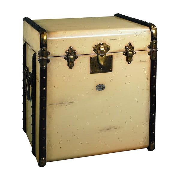 Stolek ve tvaru kufru Stateroom, béžový