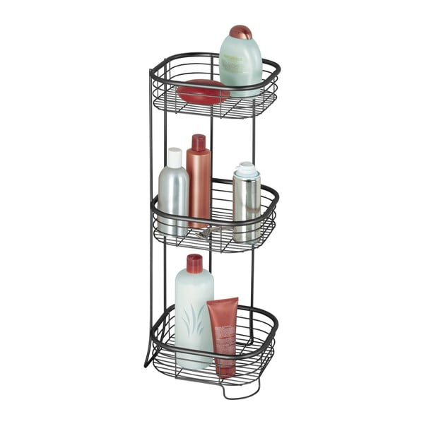 3 TIer Shower fürdoszoba polc - InterDesign