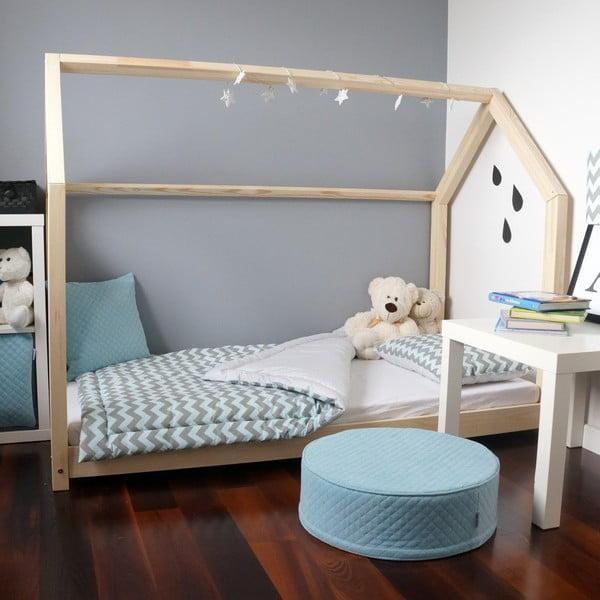 Dětská postel s vyvýšenými nohami Benlemi Tery,80x190cm,výška nohou20cm