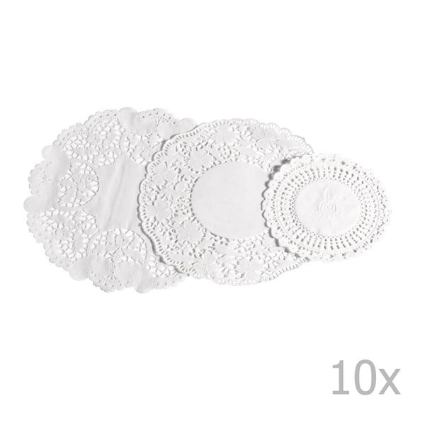 Dekor papír alátét, 30 db - Premier Housewares