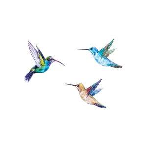 Sada záložek do knížky Thinking gifts Hummingbird