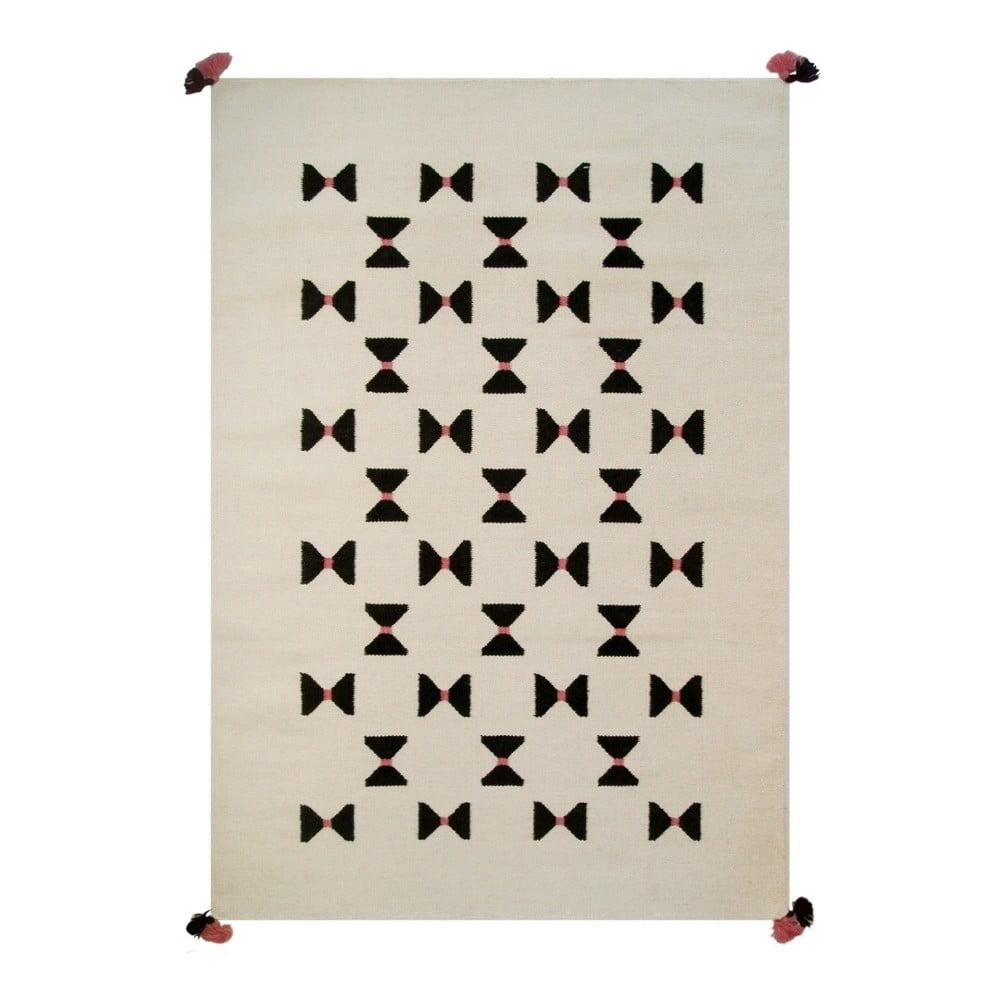 Koberec Art For Kids Bow Tie, 110 x 160 cm