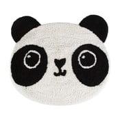 Covor din bumbac pentru camera copiilor Sass & Belle Kawaii Panda, 63 x 55 cm