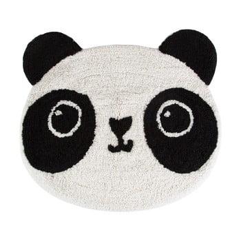 Covor din bumbac pentru camera copiilor Sass & Belle Kawaii Panda 63 x 55 cm