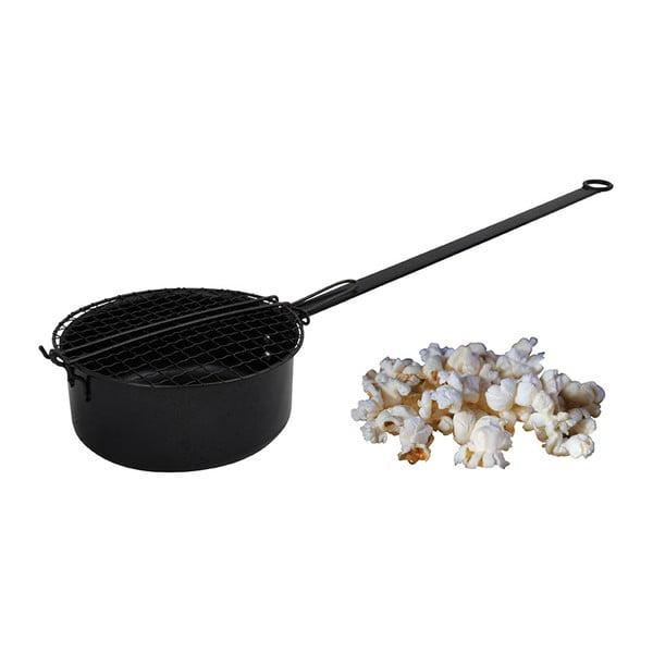 Camping serpenyő popcorn készítéséhez - Esschert Design