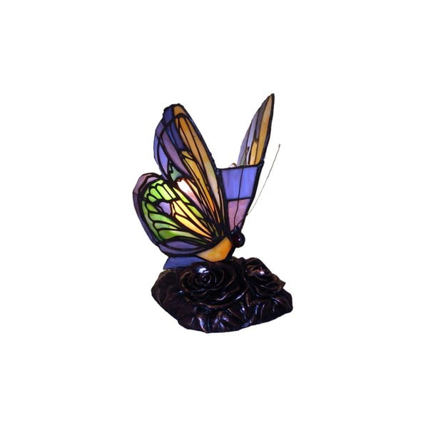 Tiffany Lampa Glass Butterflies