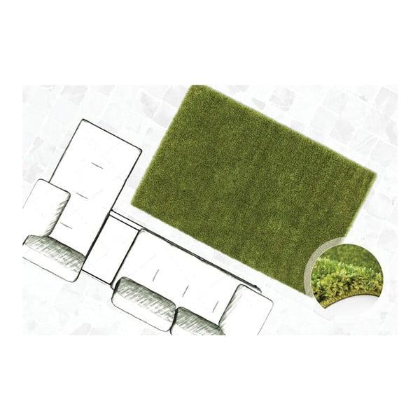 Koberec Nahua 778 Green, 120x170 cm