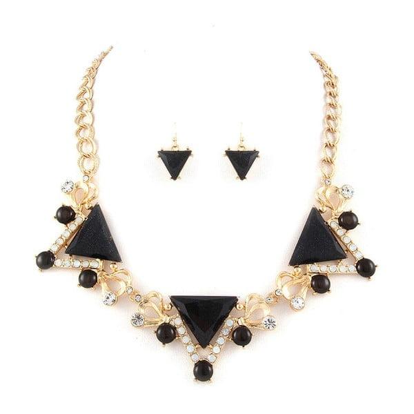 Set náhrdelník a náušnice Eleanor