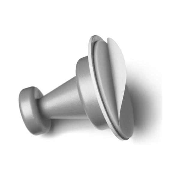 Sada 3 šedých magnetických háčků Reenbergs Multiple