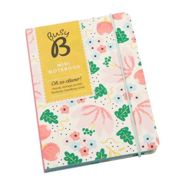 Zápisník Floral Oh So Clever