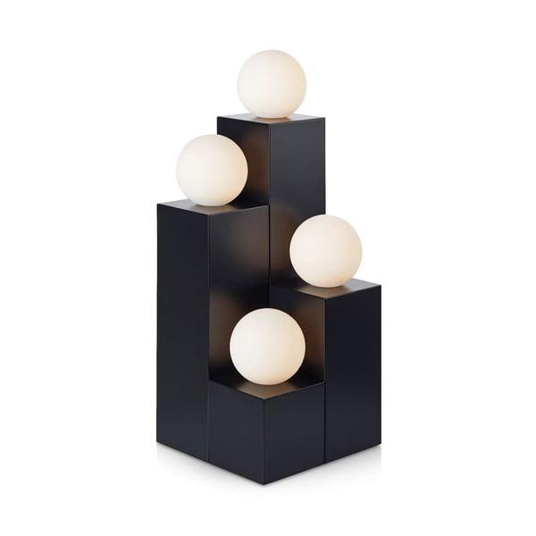Impero fekete asztali lámpa - Markslöjd