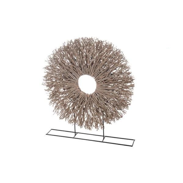 Dekorativní dřevěný disk Bendik