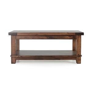 Konferenční stolek z akáciového dřeva VIDA Living Emerson