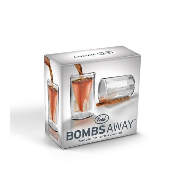 Bombové panáky, 2 ks