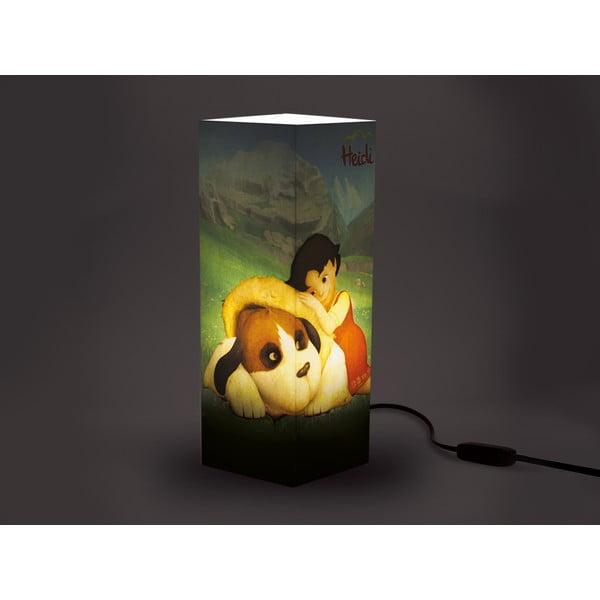 Stolní lampa Heidi & Nebbia