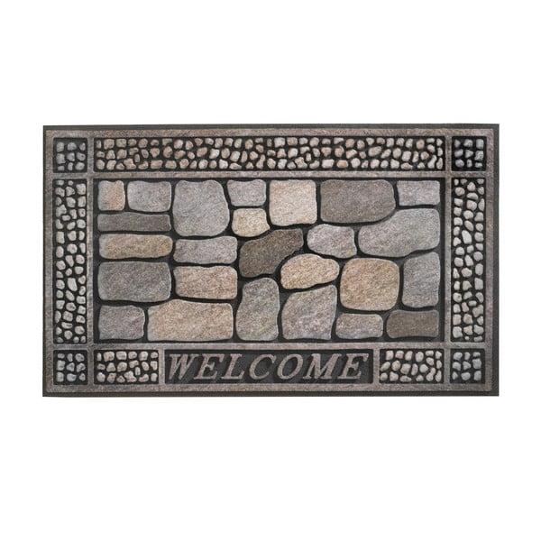 Rohožka Stones welcome, 45x75 cm