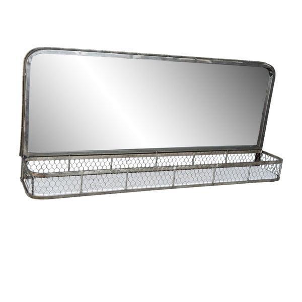 Nástěnné zrcadlo Basket Light