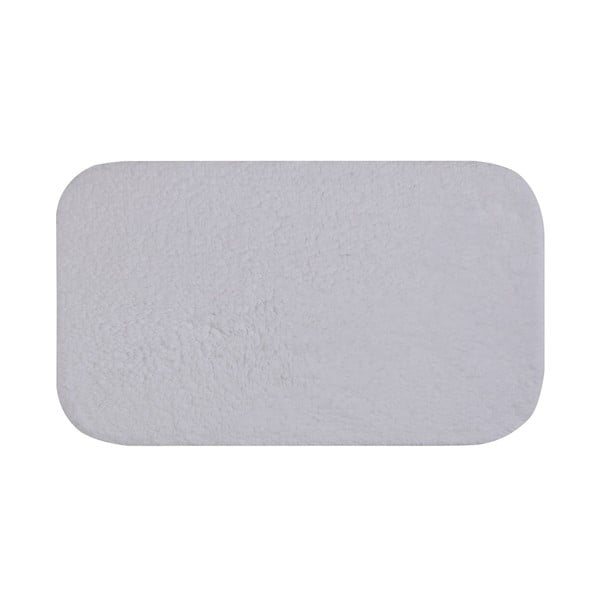 Covoraș de baie Confetti Bathmats Organic 1500, 50 x 85 cm, alb