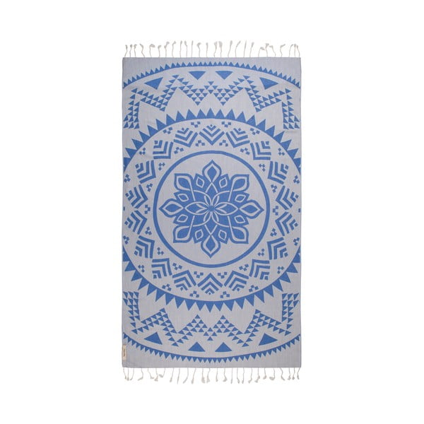 Hammam osuška Arcane, modrá