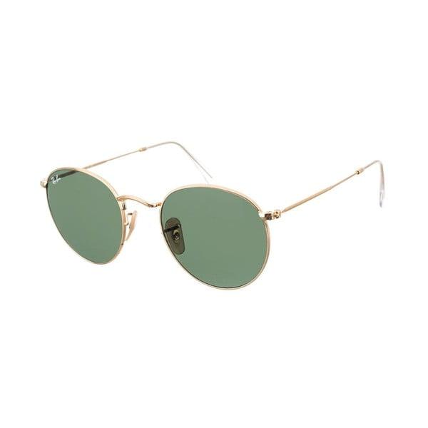 Sluneční brýle Ray-Ban Round Metal Gold