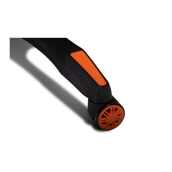 Scaun birou Furnhouse De Luxe Swivel Orange