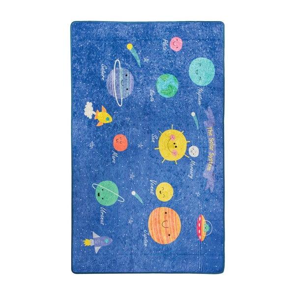 Detský koberec Space, 100 × 160 cm