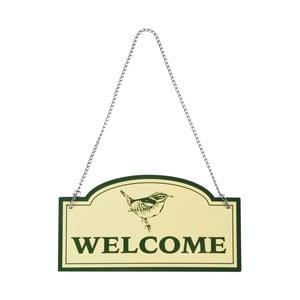 Cedule Esschert Design Welcome