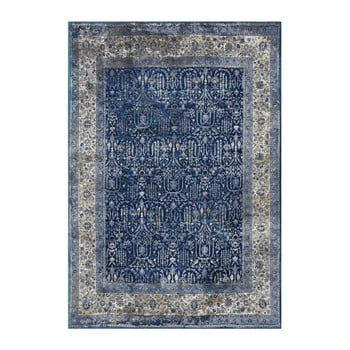 Covor Floorita Tabriz, 160 x 230 cm, albastru-gri