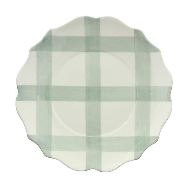 Sada 6 dezertních talířů Conchita Verde
