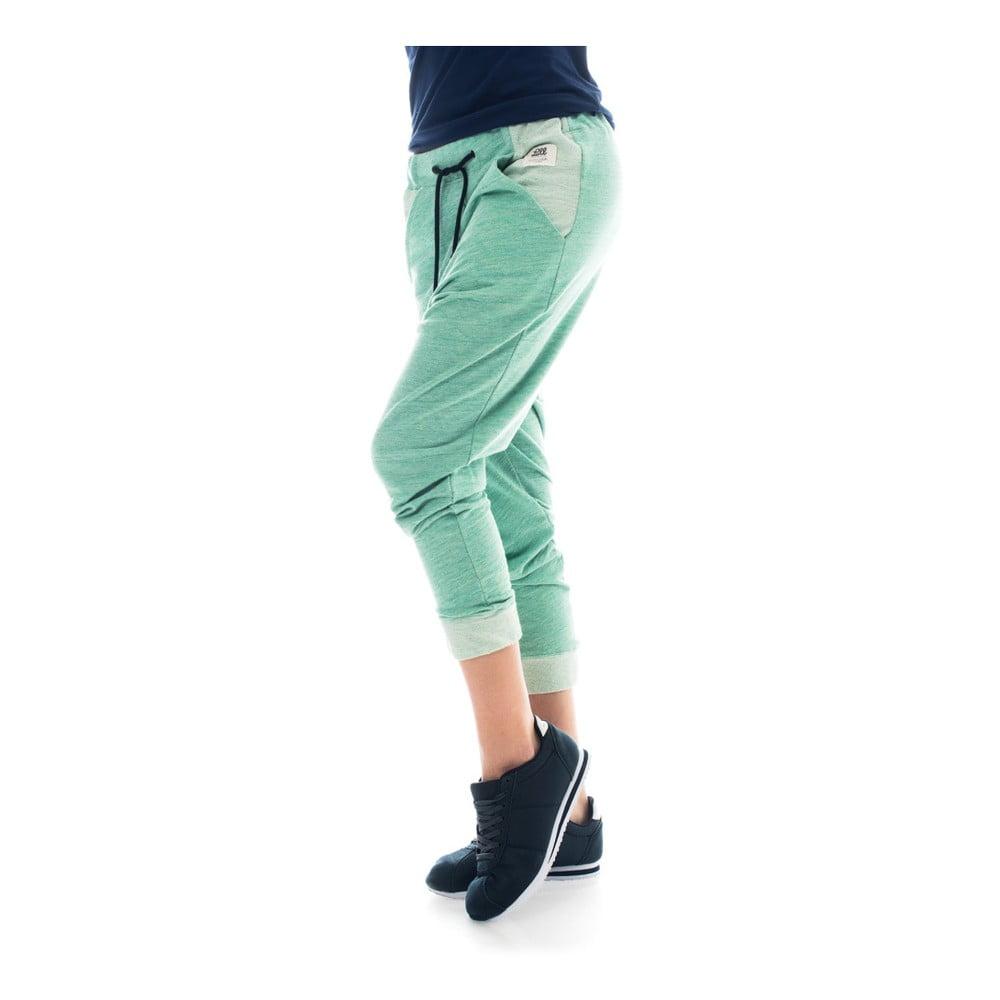 Zelené bavlněné tepláky Lull Loungewear Yonkers a3c87f280e