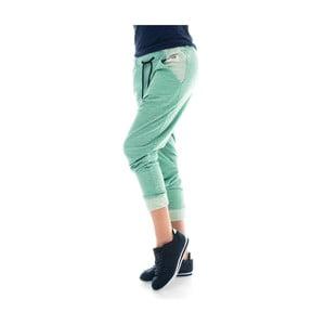 Zelené bavlněné tepláky Lull Loungewear Yonkers,vel.S