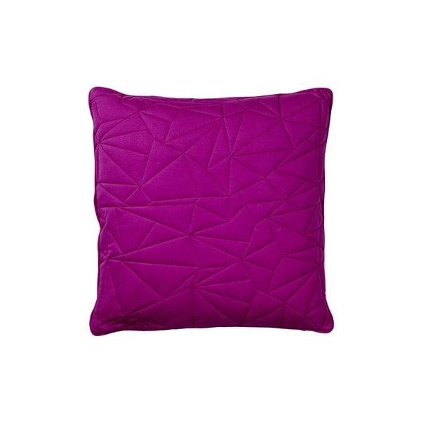 Polštář Diamond Qiult Pink, 50x50 cm